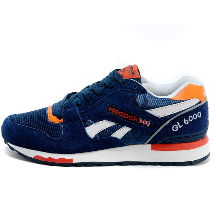 фото main Reebok GL6000 V47347 BLUE/ ORANGE/ WHT main