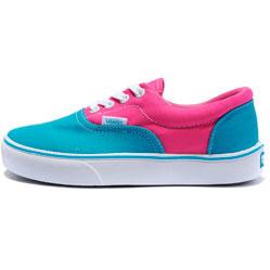 фото Vans Classic Slip-On blue pink