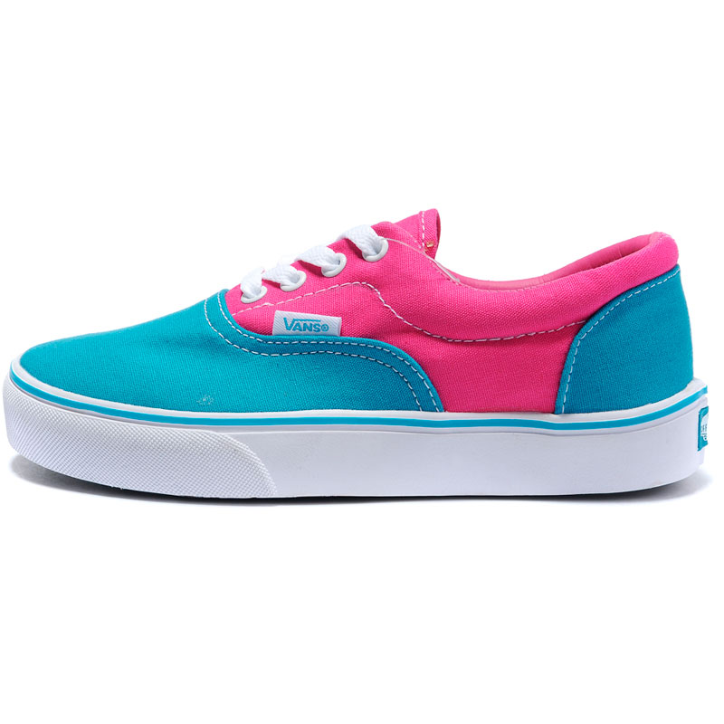 фото main Vans Classic Slip-On blue pink main