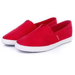 Женские красные слипоны RenBen 3817-2