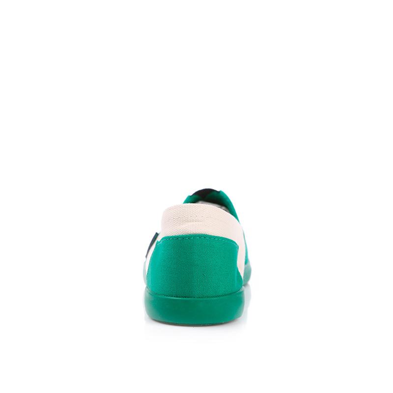 фото bottom Женские сине-зеленые слипоны RenBen 3775-3 bottom