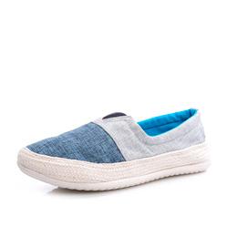 Мужские сине-серые слипоны RenBen 3266-1