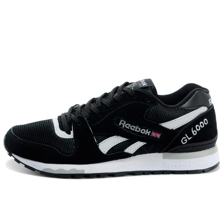 фото main Мужские кроссовки Reebok GL6000 V44751 BLACK/WHITE  main