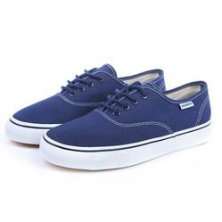 Мужские синие низкие кеды RenBen RenBen 9972-2