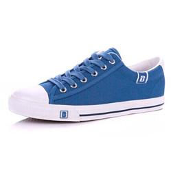 Мужские синие полукеды RenBen 9961-1