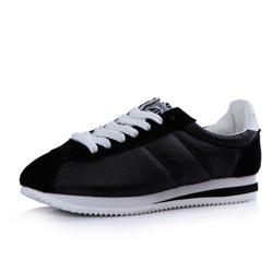 Женские черные кроссовки RenBen 653-3