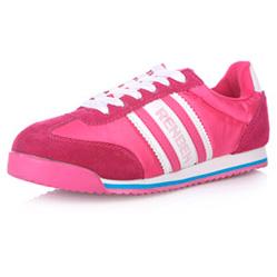 Женские розовые кроссовки RenBen 091-2