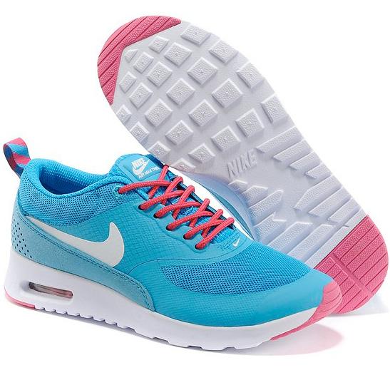 фото main Женские кроссовки Nike AIR MAX THEA синие main