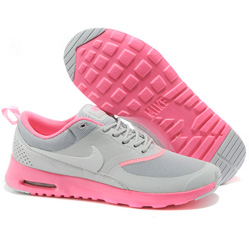 Женские кроссовки Nike AIR MAX THEA серые