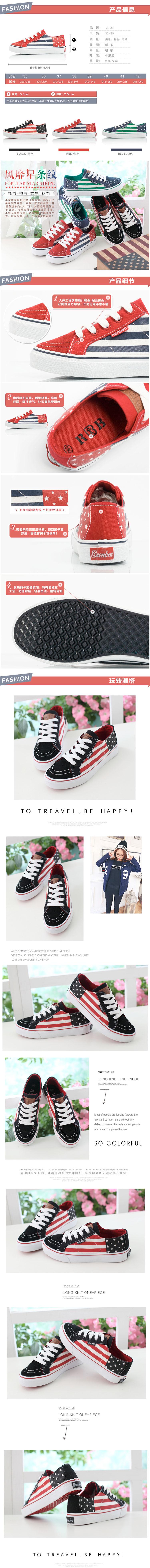 большое фото №6 Женские черные низкие кожаные кроссовки RenBen 8137-1