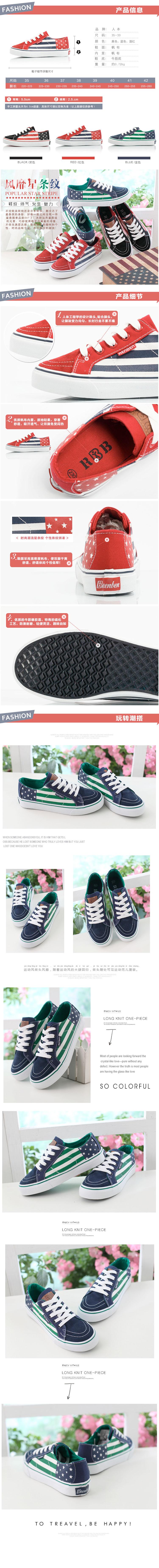 большое фото №6 Женские зеленые низкие кроссовки RenBen 8137-2
