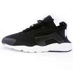 Nike Huarache ultra черно-белые