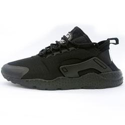 Nike Huarache ultra черные