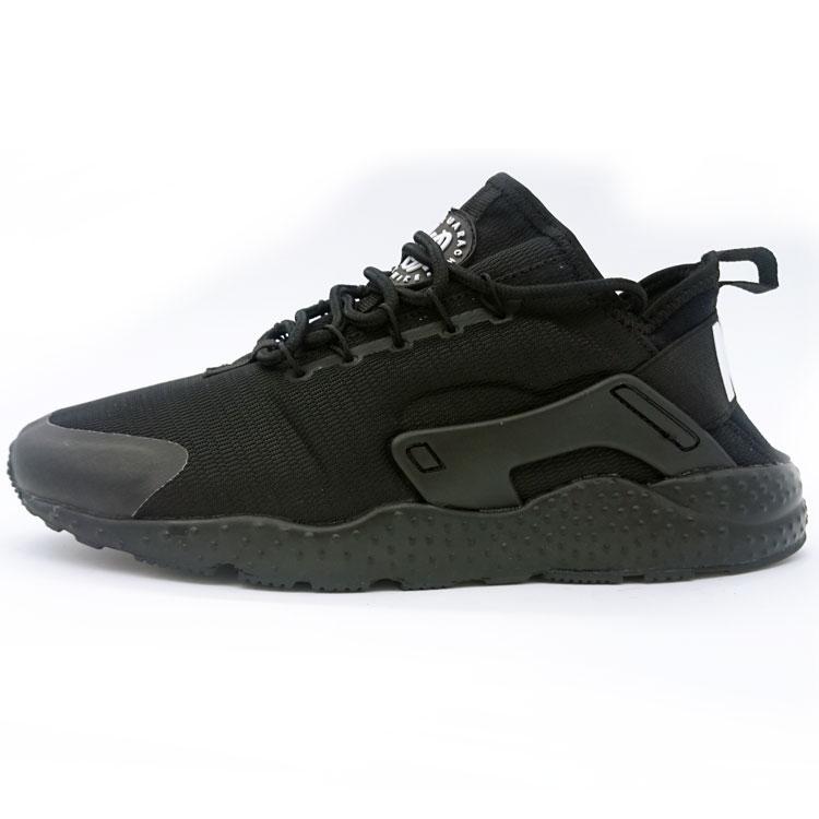большое фото №6 Nike Huarache ultra черные