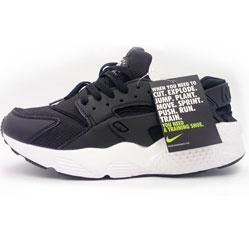 Nike Huarache черно-белые