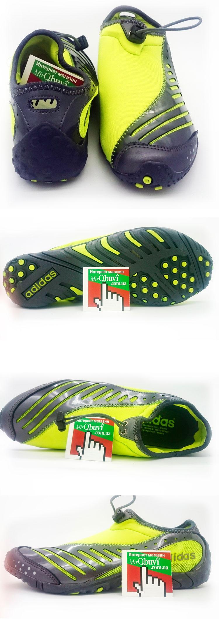 большое фото №5 Кроссовки Adidas EGT 668376 green