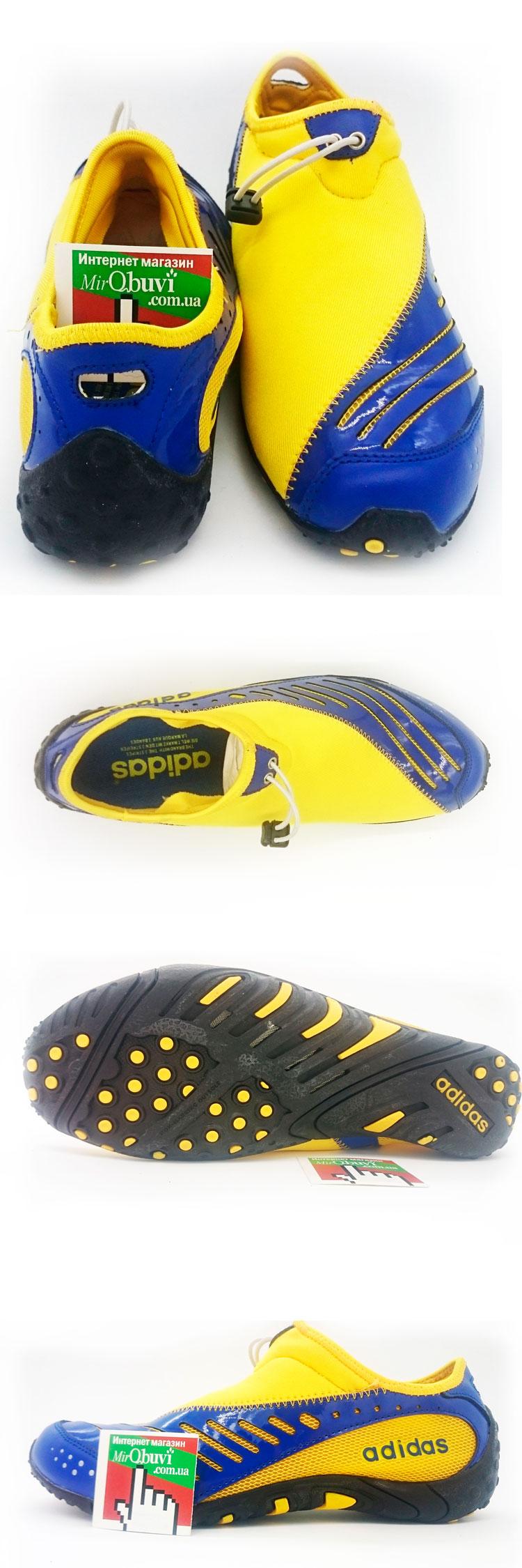 большое фото №5 Кроссовки Adidas EGT 668376 blue