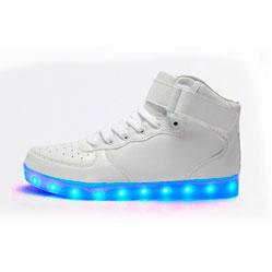 фото Светящиеся кроссовки Led