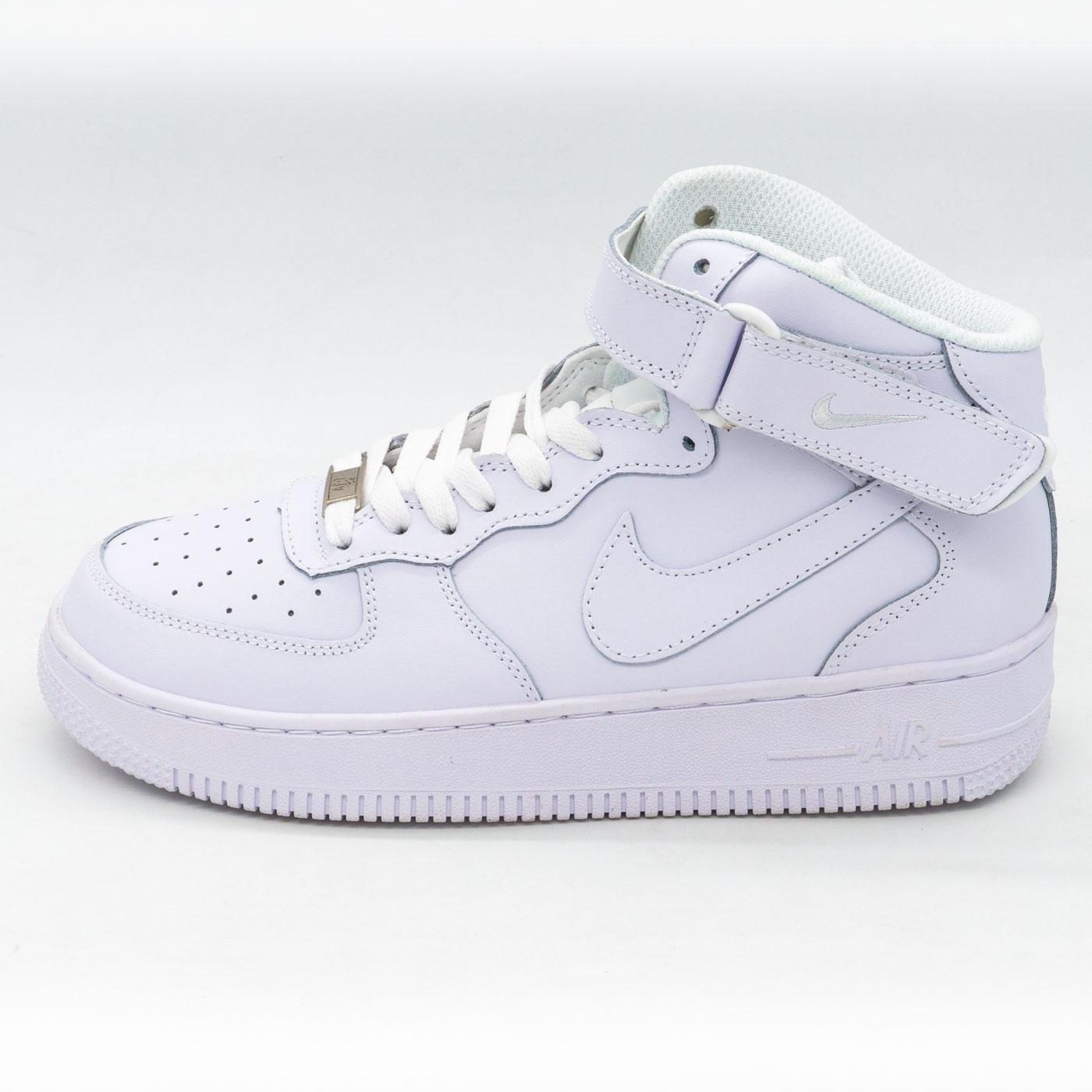фото main Кроссовки Nike Air Force высокие белые main