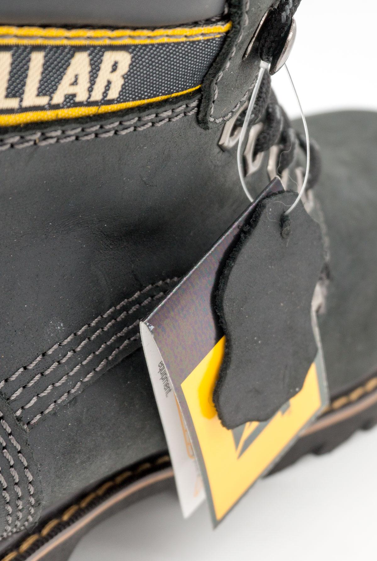 большое фото №6 Черные ботинки CAT (Катерпиллер)