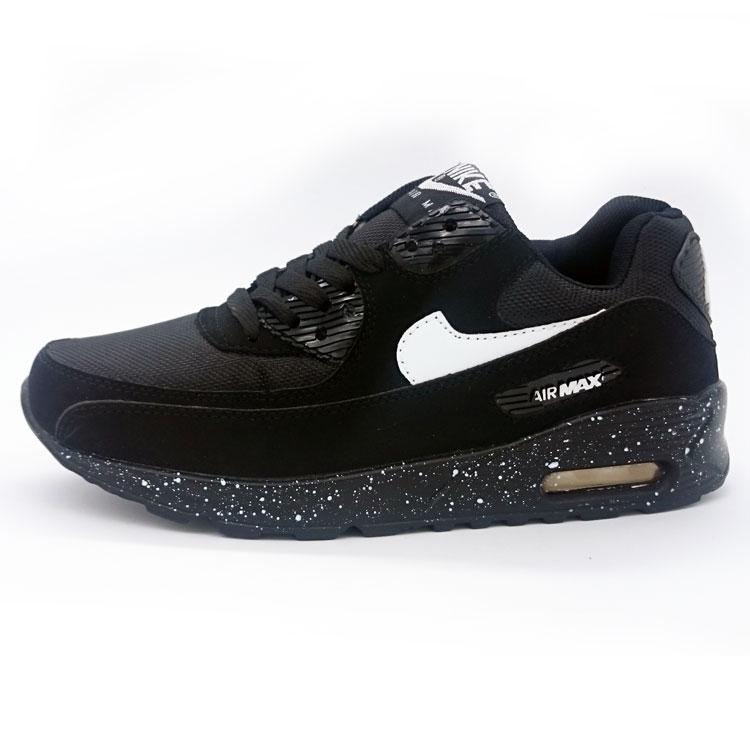 фото main Nike Air Max 90 all black main