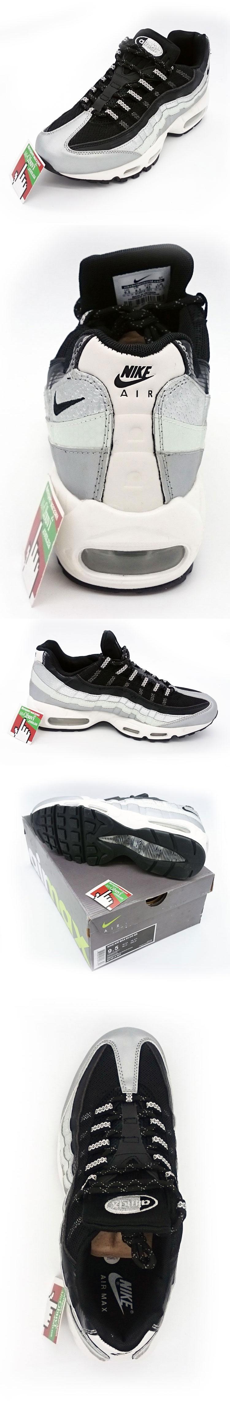 большое фото №5 Мужские кроссовки Nike air max 95 металлик. ТОП КАЧЕСТВО!!!