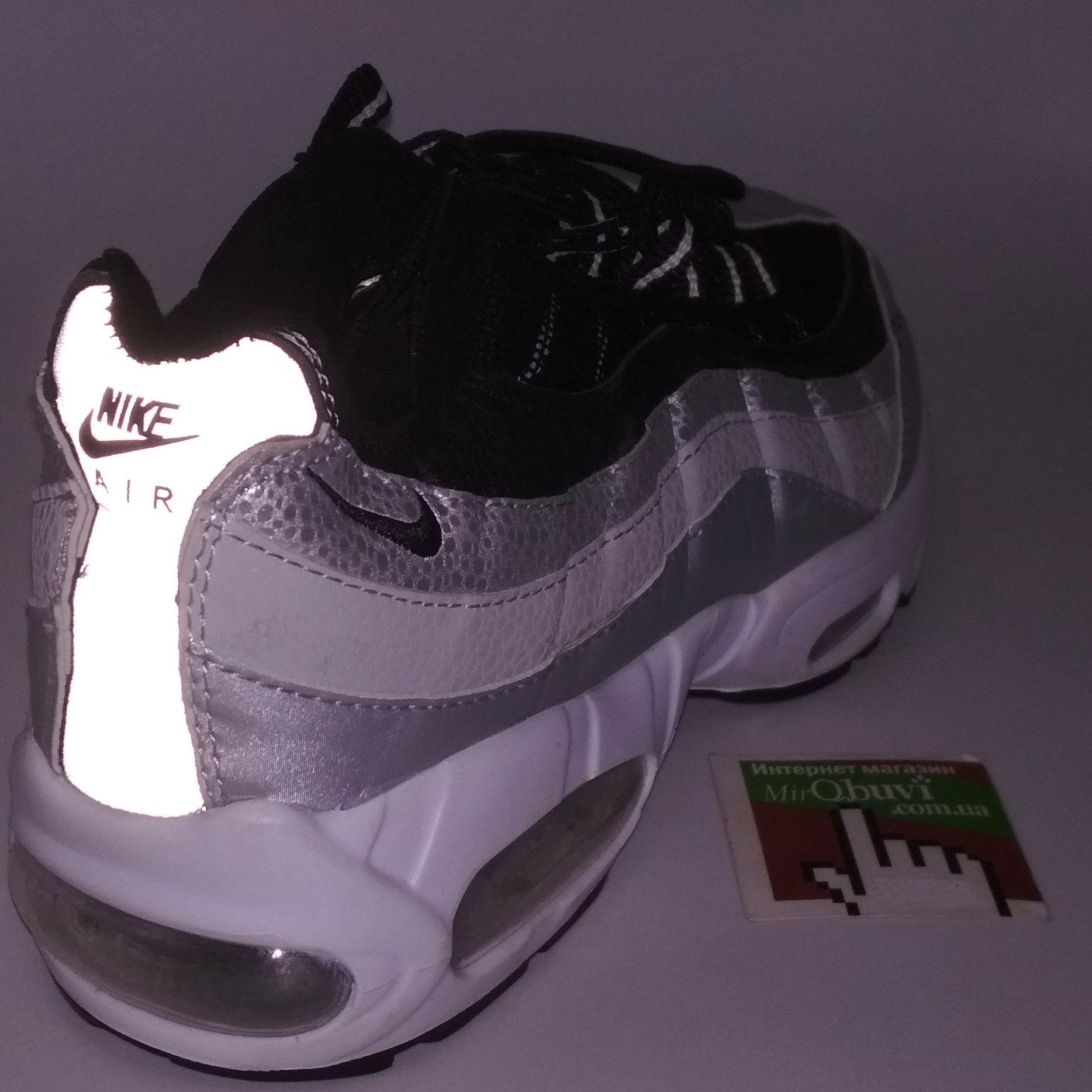большое фото №6 Мужские кроссовки Nike air max 95 металлик. ТОП КАЧЕСТВО!!!