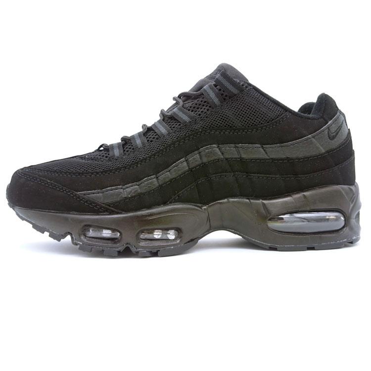 фото main Мужские кроссовки Nike air max 95 черные. ТОП КАЧЕСТВО!!! main