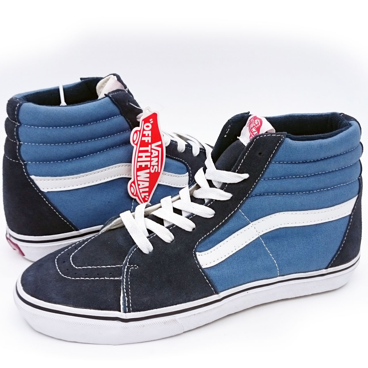 Vans Classic old skool Original Blue Gray 82482148eea24