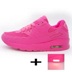 Светящиеся кроссовки air max 90