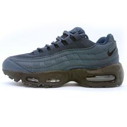 фото Nike air max 95 темно синие 2