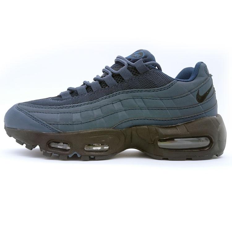 фото main Nike air max 95 темно синие 2 main