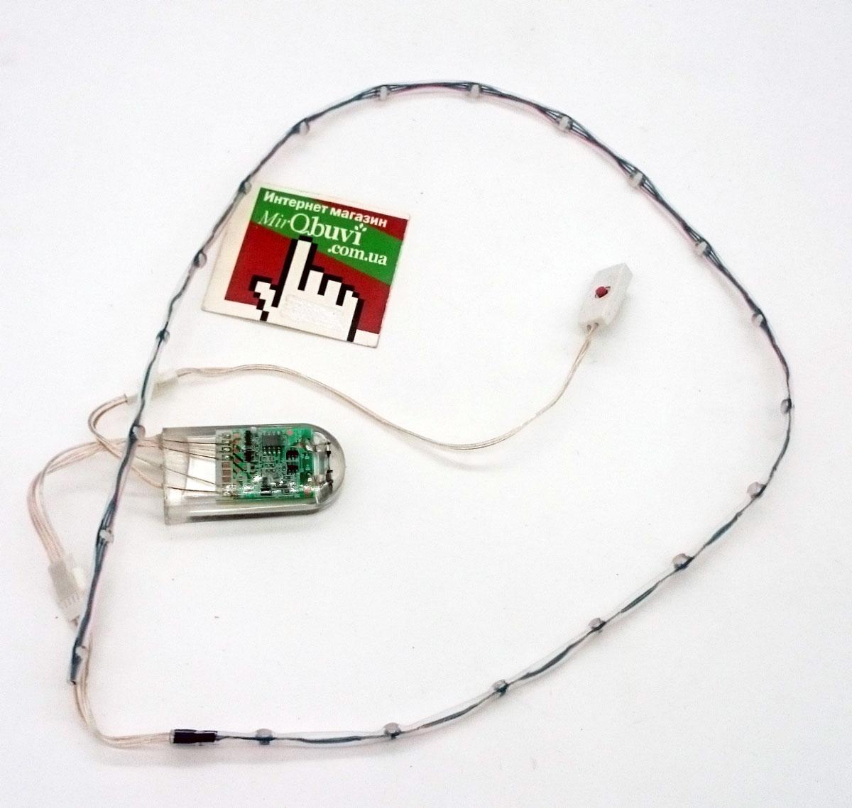 фото main Комплект светодиодной ленты с повышенной гибкостью для led кроссовок  main