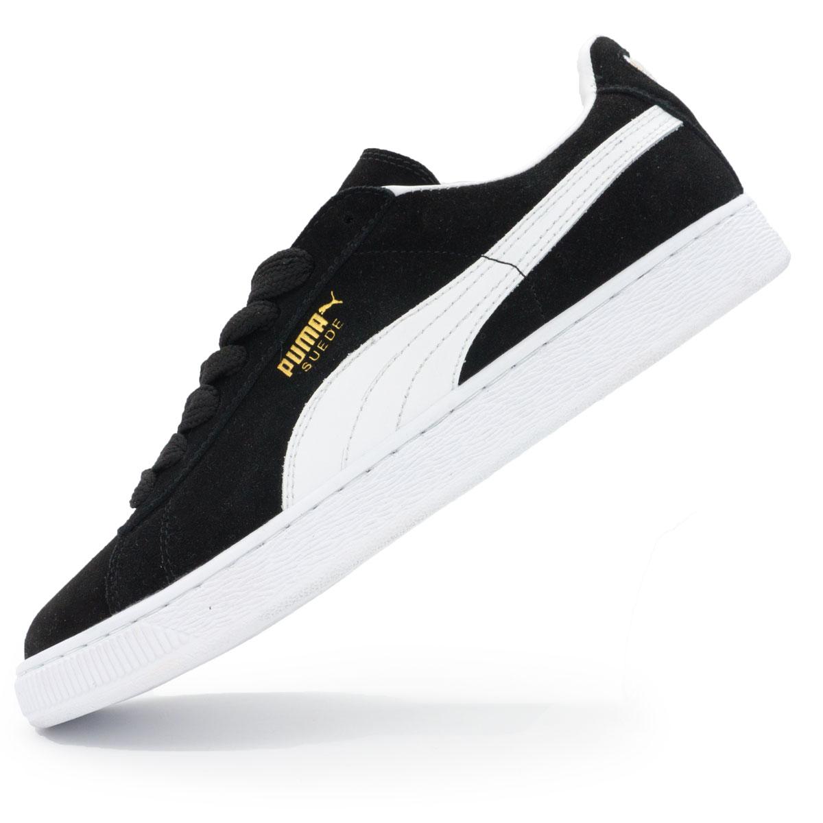 Мужские кроссовки Puma Suede черные Indonesia, купить Пуму в ... fad955588d1