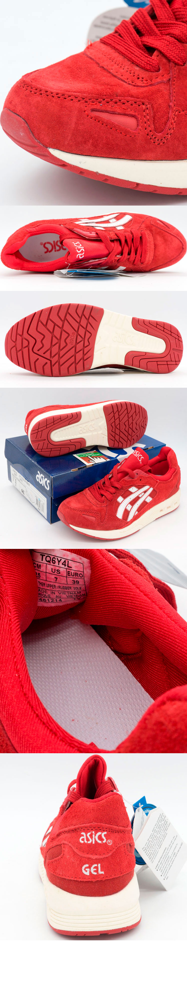большое фото №5 Asics GT-Coolxpress красные. Топ качество!