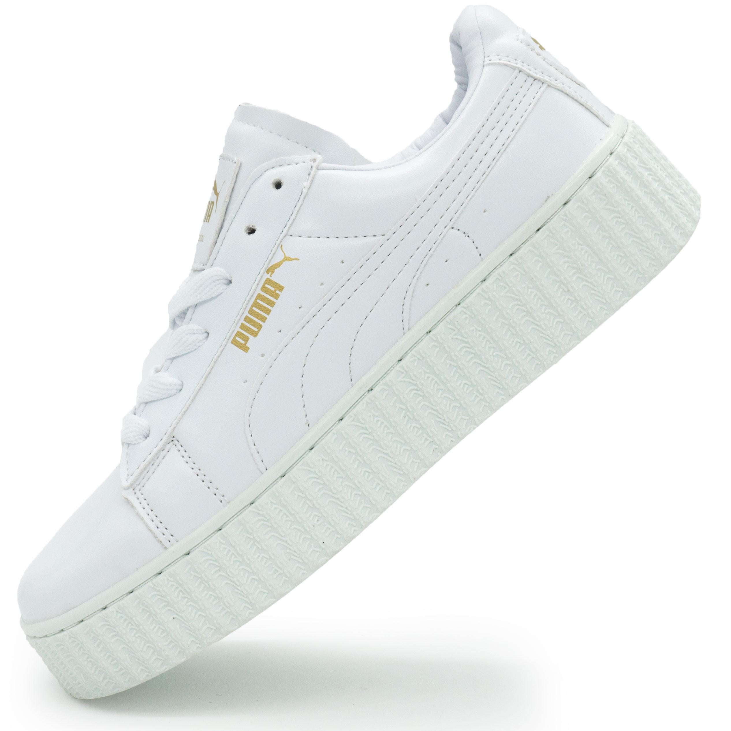 фото кроссовок Puma Rihanna