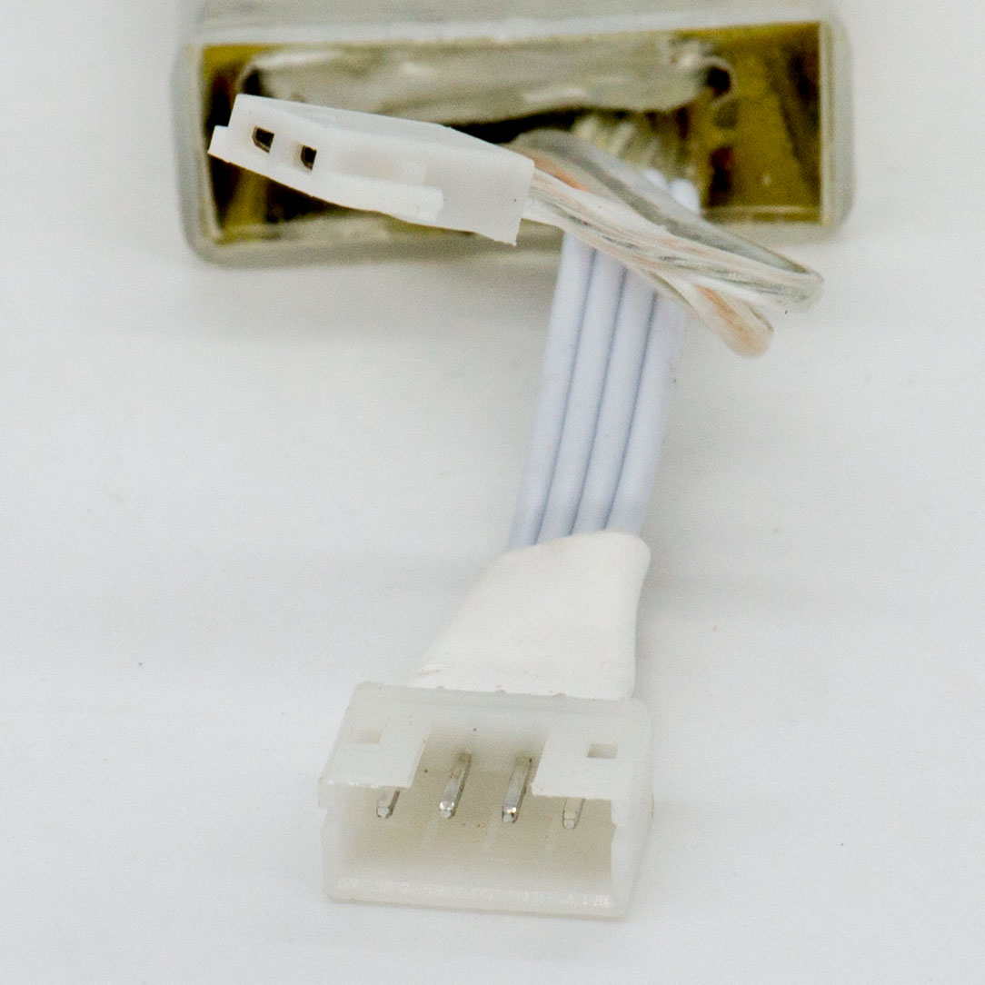 фото front Контроллер №2 (аккумулятор+плата управления) для светящихся кроссовок front