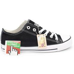 Кеды Converse низкие черно-белые