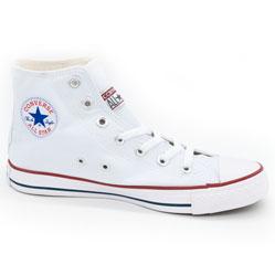 Converse высокие белые