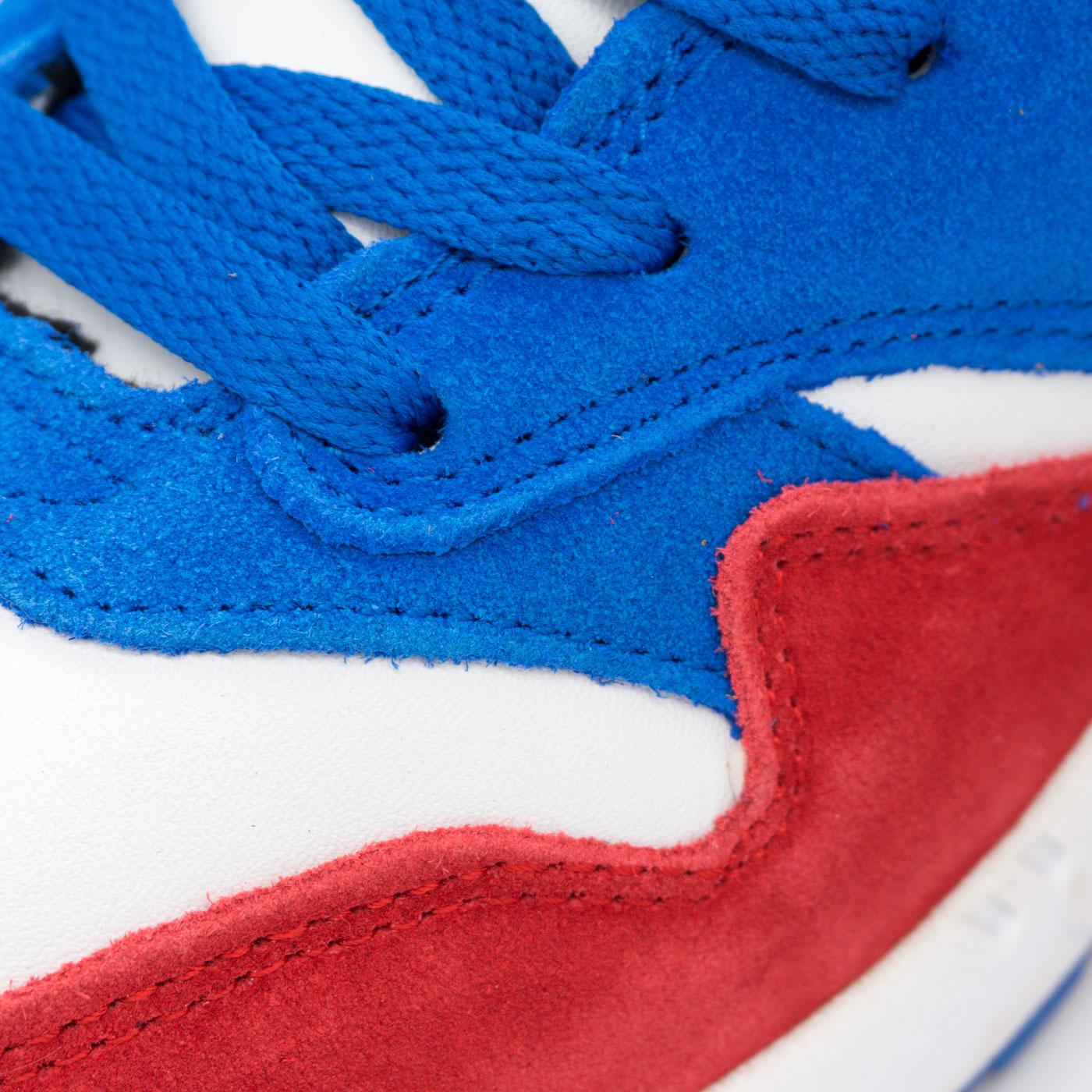 фото bottom Зимние кроссовки Nike air max 87 бело с мехом бело-сине-красные bottom