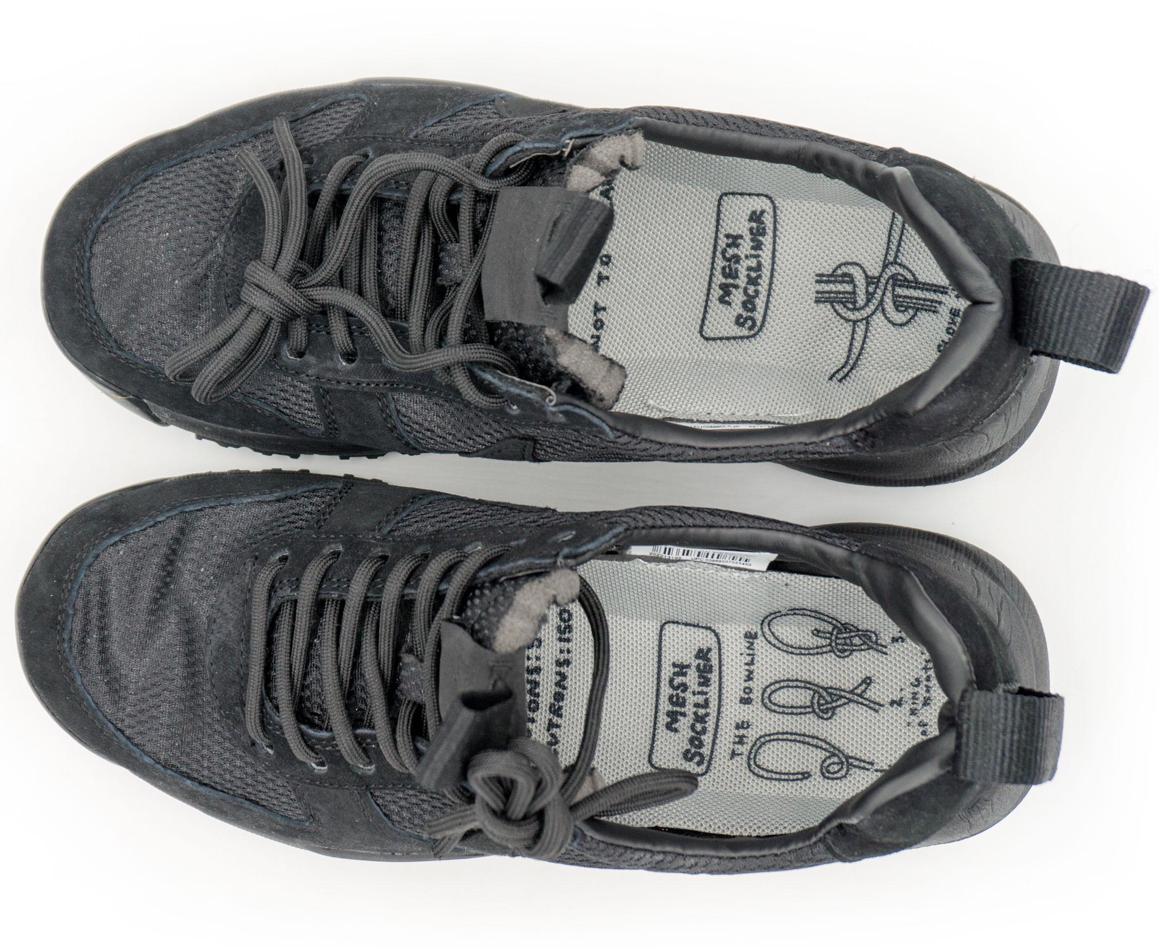 фото bottom Мужские кроссовки Nike Mars Yard 2.0 черные. Топ качество! bottom