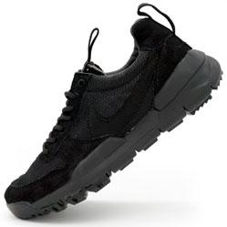 фото Мужские кроссовки Nike Mars Yard 2.0 черные. Топ качество!
