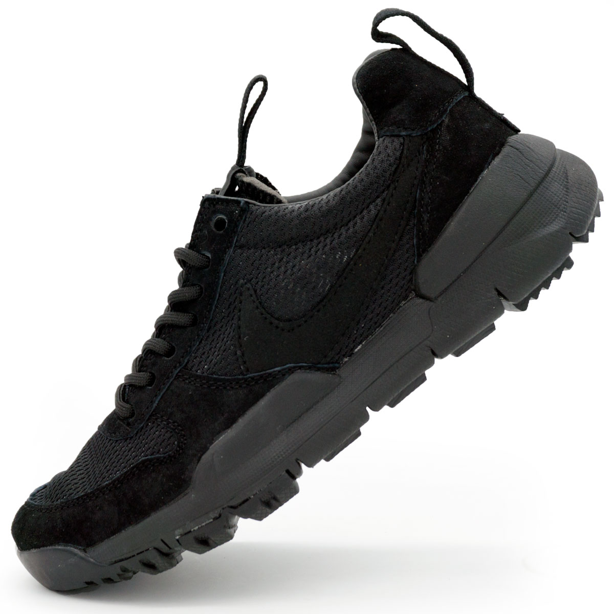 eb0b544c Топ качество! фото main Мужские кроссовки Nike Mars Yard 2.0 черные.