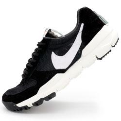 фото Мужские кроссовки Nike Mars Yard 2.0 черно-белые. Топ качество!