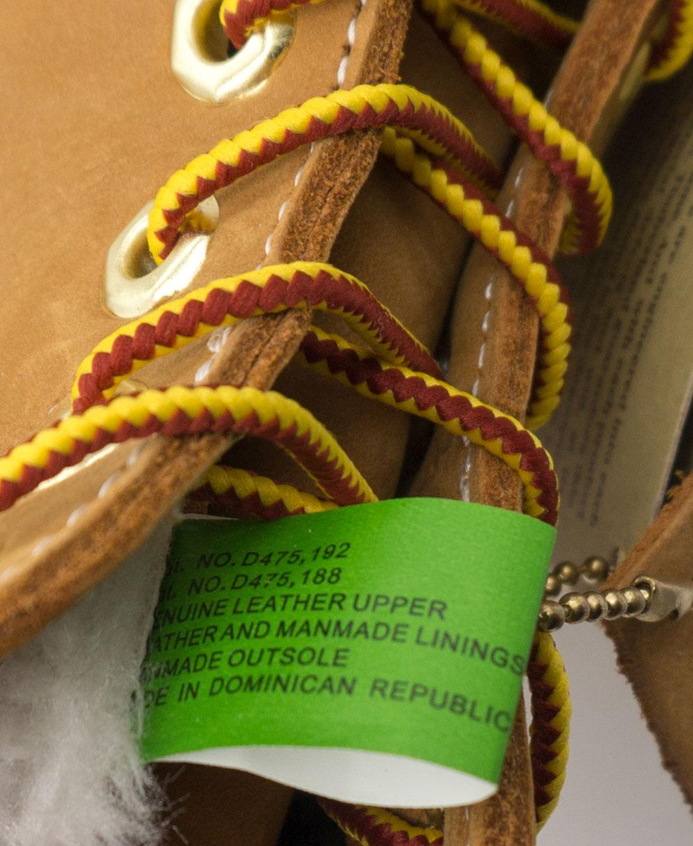 большое фото №6 Зимние ботинки Тимберленд 10061 c мехом - Реплика Топ качество!