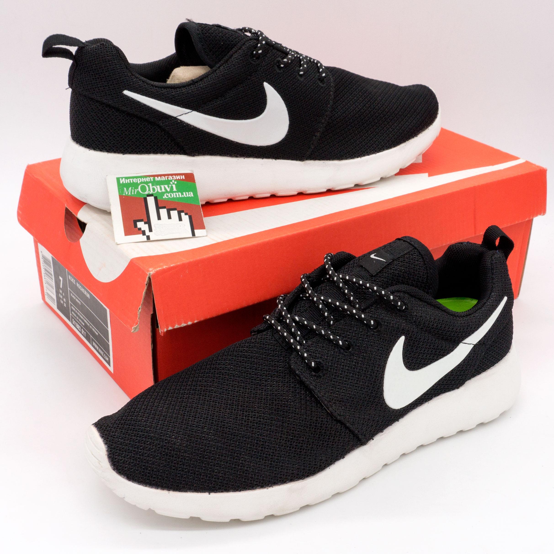 фото bottom Nike Roshe Run Vietnam черно белые bottom