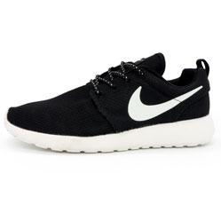 Nike Roshe Run Vietnam черно белые