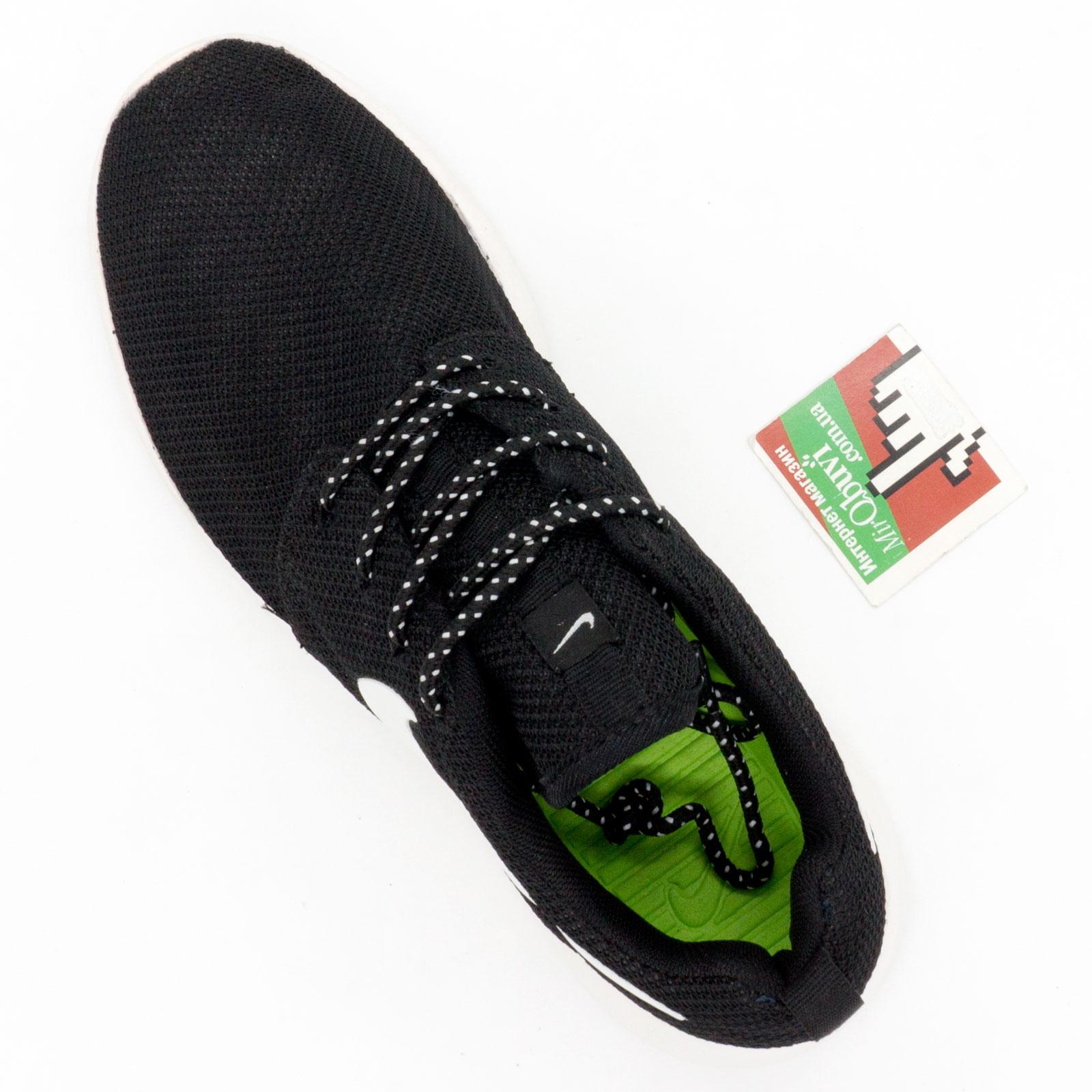 большое фото №5 Nike Roshe Run Vietnam черно белые