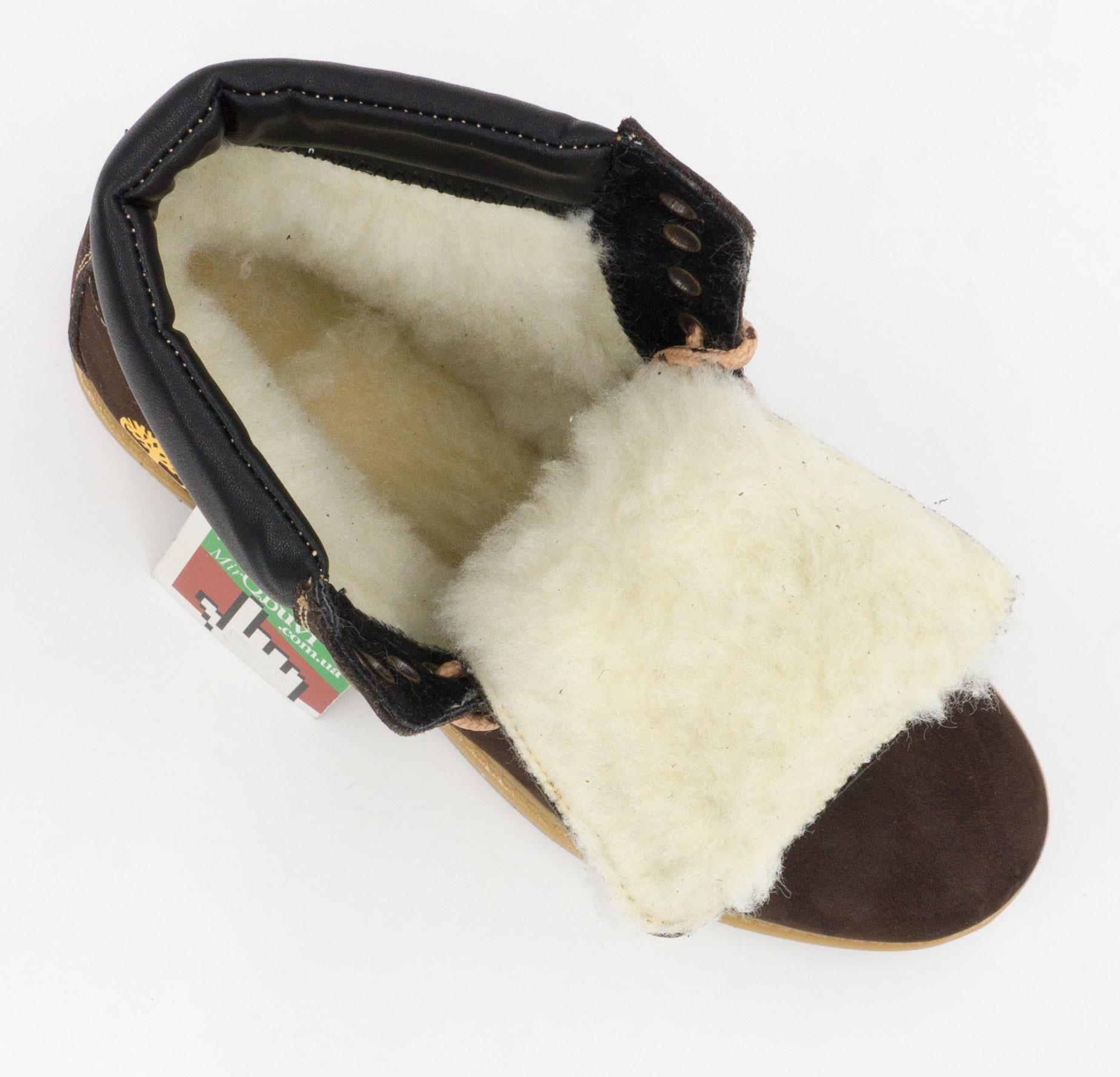 большое фото №6 Коричневые ботинки Реплика - Timberland 102 (сделано в Украине)