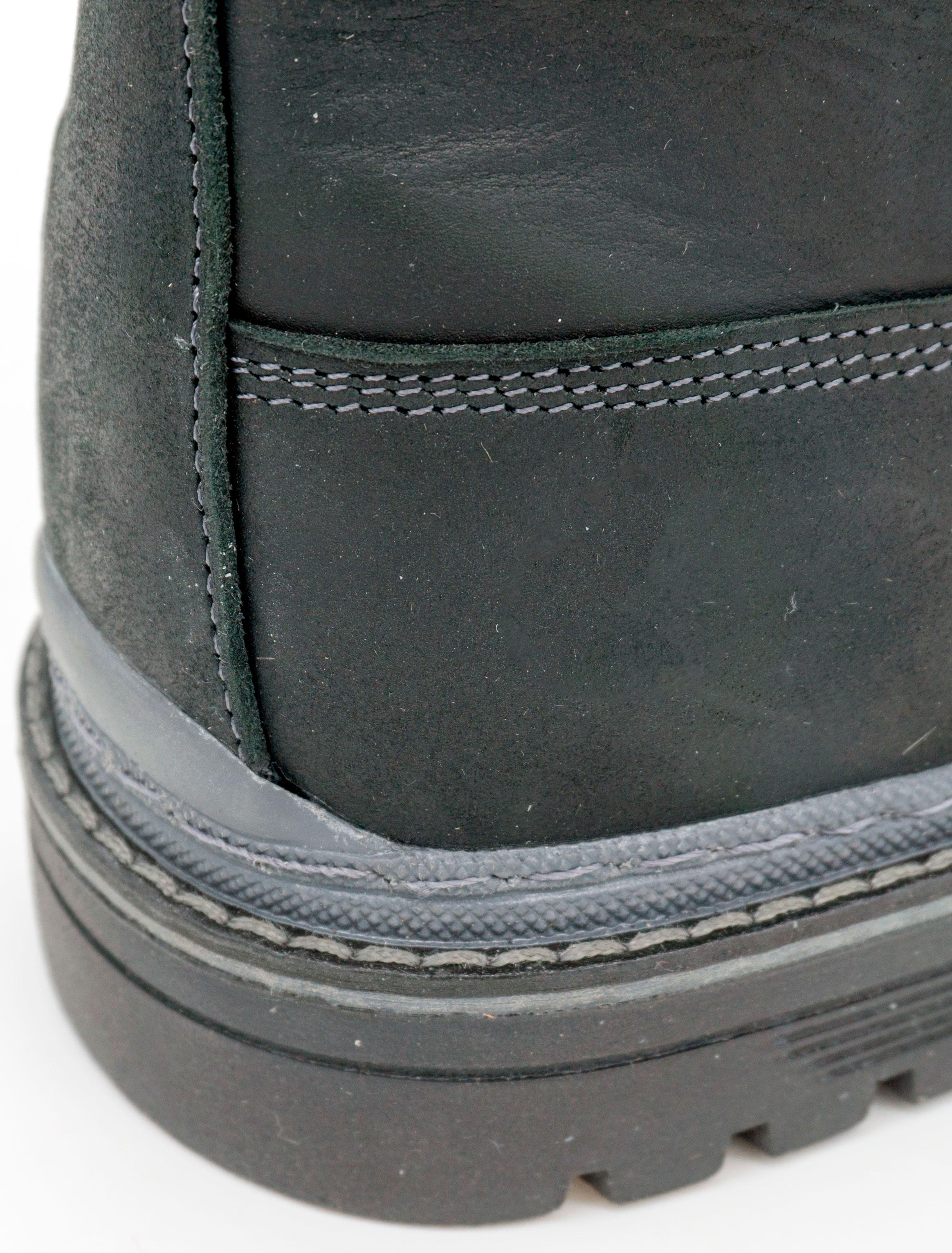 большое фото №5 Черные мужские ботинки Tim-and 103